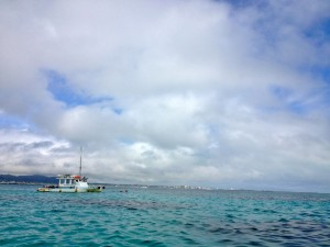 taketomi ocean 300x225 Taketomi Island   A gem that takes you back in time (Okinawa Part 4)