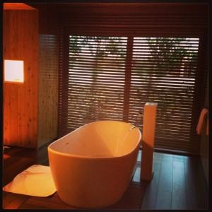 Hoshinoya tub