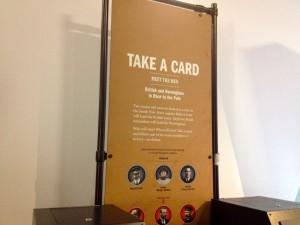 Take a card