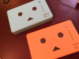 cheero Danboard Flavours mobile battery