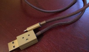 cheero Danboard USB cable